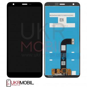 Дисплей LG K30 2019, с тачскрином, Original PRC, Black