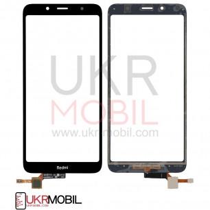 Сенсор (тачскрин) Xiaomi Redmi 7a, High Copy, Black