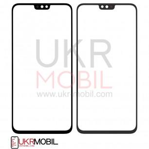 Стекло дисплея Huawei Honor 8X (JSN-L21), Original, Black
