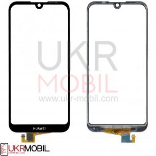 Сенсор (тачскрин) Huawei Y5 2019 (AMN-LX9, AMN-LX1, AMN-LX2, AMN-LX3), Y6s 2019, Honor 8S (KSE-LX9), Honor Play 8 (KSA-LX9), Black