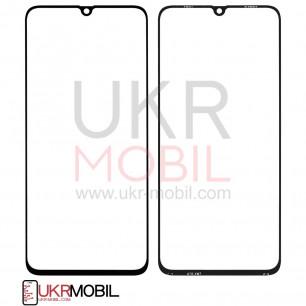 Стекло дисплея Samsung A705 Galaxy A70, Original, Black