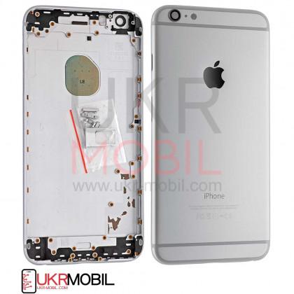 Корпус Apple iPhone 6 Plus, Original PRC, Spase Gray - ukr-mobil.com