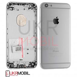 Корпус Apple iPhone 6, Original PRC, Spase Gray