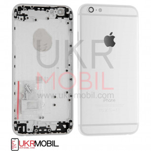 Корпус Apple iPhone 6, Original PRC, White