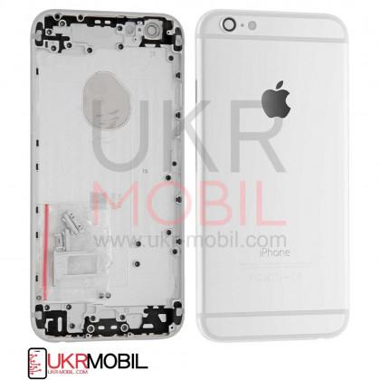 Корпус Apple iPhone 6, Original PRC, White - ukr-mobil.com