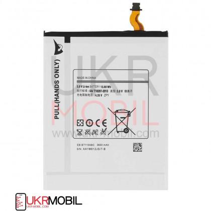 Аккумулятор Samsung T110 Galaxy Tab 3 Lite 7.0, T111 Galaxy Tab 3 Lite 7.0 3G 3600 mAh (EB-BT115ABE), фото № 2 - ukr-mobil.com