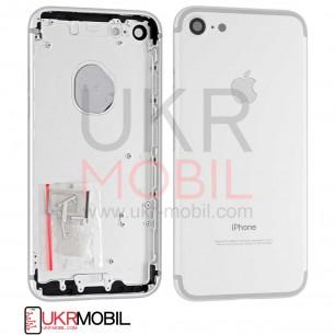 Корпус Apple iPhone 7, Original PRC, Silver