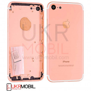 Корпус Apple iPhone 7, Original PRC, Rose Gold