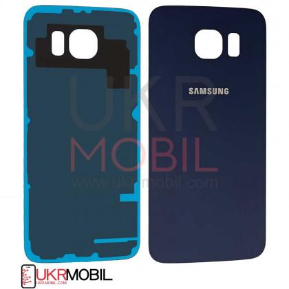 Задняя крышка Samsung G920 Galaxy S6, Original PRC, Blue - ukr-mobil.com