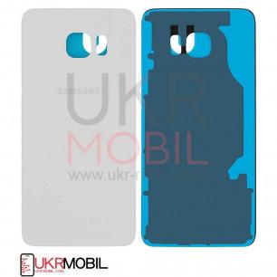 Задняя крышка Samsung G928 Galaxy S6 Edge Plus, Original PRC, White