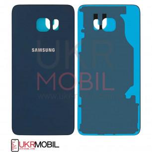 Задняя крышка Samsung G928 Galaxy S6 Edge Plus, Original PRC, Blue