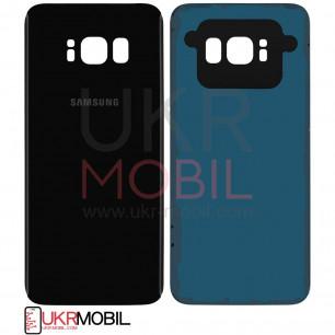Задняя крышка Samsung G950 Galaxy S8, High Copy, Midnight Black
