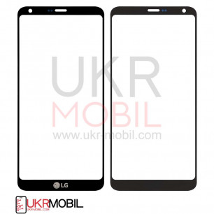Стекло дисплея LG G6 H870, G6 H870K, G6 H871, G6 H872, G6 H873, G6 LS993, G6 US997, G6 VS998, Original, Black