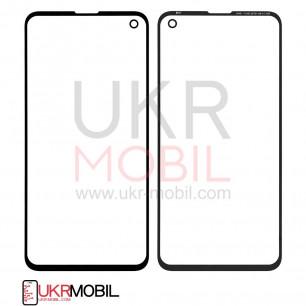 Стекло дисплея Samsung G970 Galaxy S10e, Original, Black