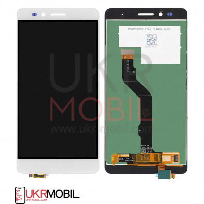 Дисплей Huawei GR5 2016 (KIW-L21), Honor 5X, с тачскрином, White - ukr-mobil.com