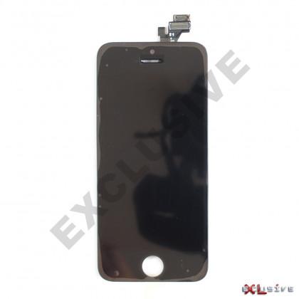 Дисплей Apple iPhone 5, с тачскрином, High Copy, Black, фото № 1 - ukr-mobil.com