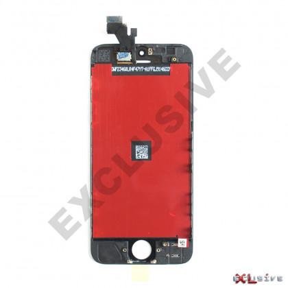 Дисплей Apple iPhone 5, с тачскрином, High Copy, Black, фото № 2 - ukr-mobil.com