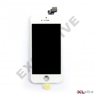 Дисплей Apple iPhone 5, с тачскрином, High Copy, White