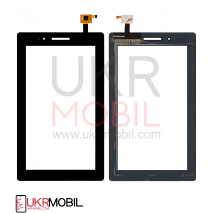 Сенсор (тачскрин) Lenovo Tab 3 710F, Black - ukr-mobil.com