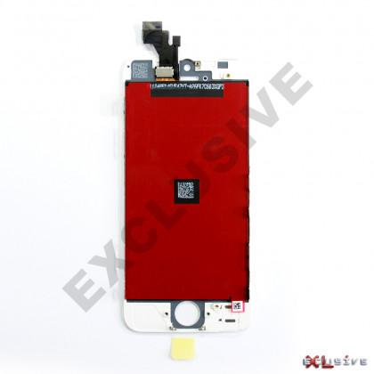 Дисплей Apple iPhone 5, с тачскрином, High Copy, White, фото № 2 - ukr-mobil.com