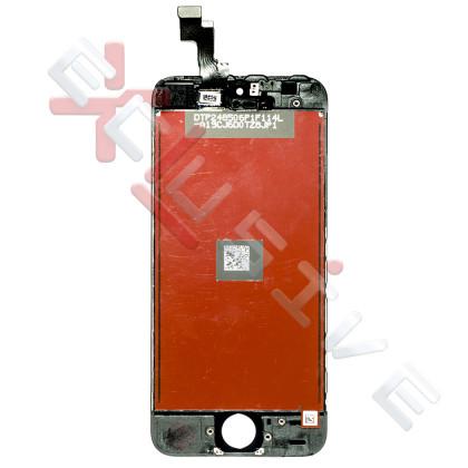 Дисплей Apple iPhone 5S, iPhone 5SE, с тачскрином, High Copy, Black, фото № 2 - ukr-mobil.com
