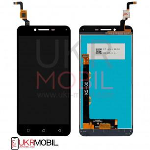 Дисплей Lenovo A6020a46 Vibe K5 Plus, с тачскрином, High Copy, Black