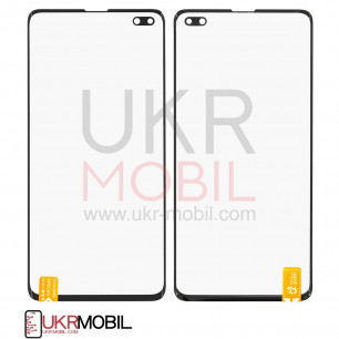 Стекло дисплея Samsung G975 Galaxy S10 Plus, с OCA пленкой, Original PRC, Black