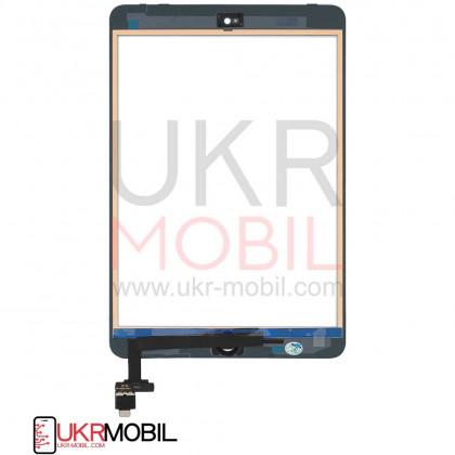 Сенсор (тачскрин) Apple iPad mini, (A1432, A1454, A1455), iPad Mini 2 Retina (A1489, A1490, A1491), с кнопкой Home, Original PRC, White, фото № 2 - ukr-mobil.com