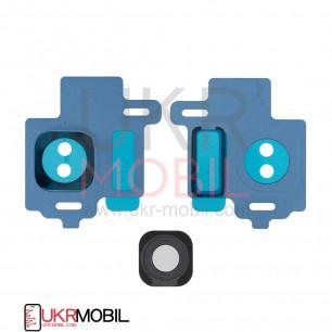 Стекло камеры Samsung G950 Galaxy S8, Blue