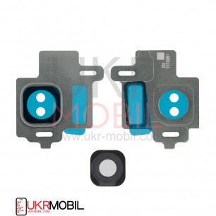 Стекло камеры Samsung G950 Galaxy S8, Silver