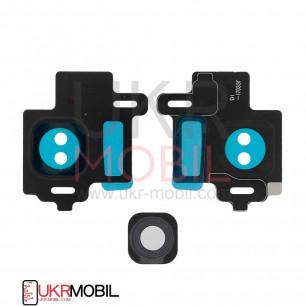 Стекло камеры Samsung G950 Galaxy S8, Black