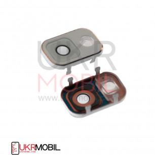 Стекло камеры Samsung N9000 Galaxy Note 3 Gold