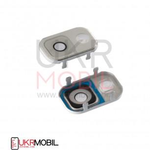Стекло камеры Samsung N9000 Galaxy Note 3 White