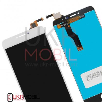 Дисплей Meizu M3 Note L681h, с тачскрином, High Copy, White, фото № 2 - ukr-mobil.com