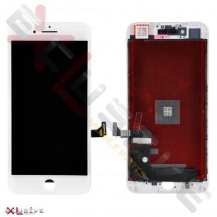 Дисплей Apple iPhone 7 Plus, с тачскрином, High Copy, White
