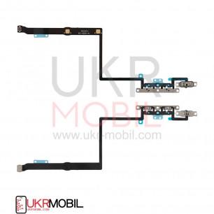 Шлейф Apple iPhone 11 Pro Max, с кнопками регулировки громкости, Original PRC