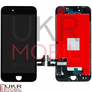 Дисплей Apple iPhone 8, iPhone SE 2020, с тачскрином, High Copy, Black
