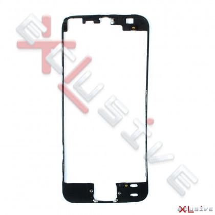 Рамка дисплея Apple iPhone 5S, Black, фото № 2 - ukr-mobil.com