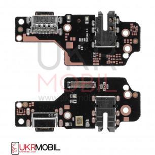 Шлейф Xiaomi Redmi Note 8, с разъемом зарядки, гарнитуры, микрофоном, Original PRC