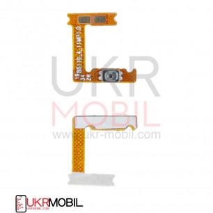 Шлейф Samsung A207 Galaxy A20s, с кнопкой включения, Original PRC
