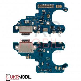 Шлейф Samsung N970 Galaxy Note 10, с разъемом зарядки, микрофоном, Original PRC
