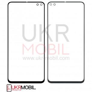 Стекло дисплея Xiaomi Redmi K30, Pocophone X2, Black