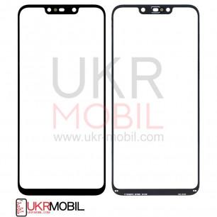 Стекло дисплея Huawei Mate 20 Lite (SNE-LX1), Original, Black