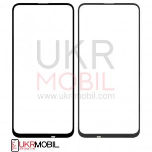 Стекло дисплея Huawei P Smart Z (STK-LX1, STK-L21, STK-L22), Y9 Prime 2019, Y9S, Honor 9X, Original PRC, Black
