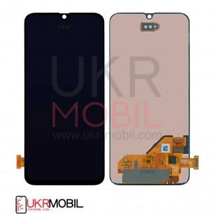 Дисплей Samsung A405 Galaxy A40 2019, с тачскрином, Original PRC, Black