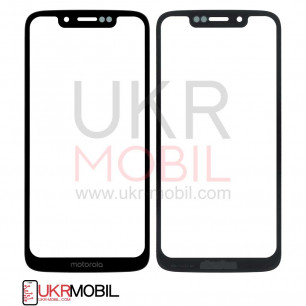 Стекло дисплея Motorola XT1952 Moto G7 Play, Black
