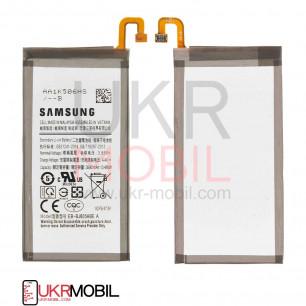 Аккумулятор Samsung A605 Galaxy A6 Plus, J810 Galaxy J8, EB-BJ805ABE, (3500 mAh)