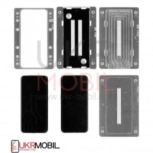 Комплект пресс форм для дисплея Samsung G985 Galaxy S20 Plus, для пресов типа Triangel M103