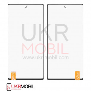 Стекло дисплея Samsung N970 Galaxy Note 10, с OCA пленкой, Original PRC, Black