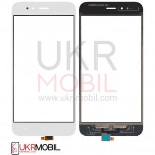 Сенсор (тачскрин) Xiaomi Mi A1, Original PRC, White